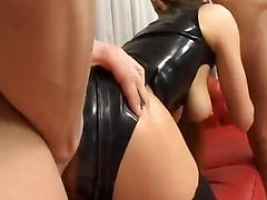 Big Butt Big Titty Slut Gets Dick And Toys Stuffed In Her Ass