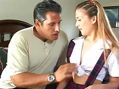 Sabrina jade the naughty babysitter