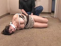 Hogtied - Cleave Gagged